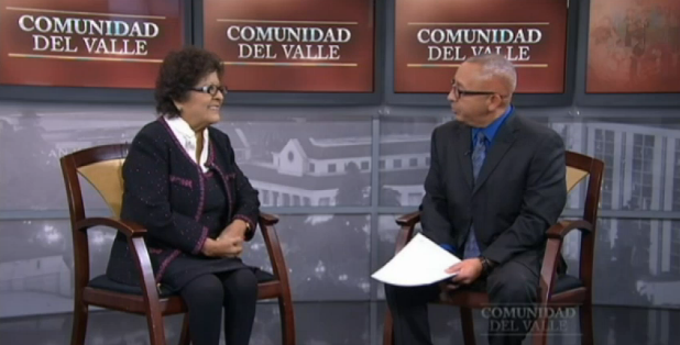 Comunidad del Valle interview: Carmen Castellano