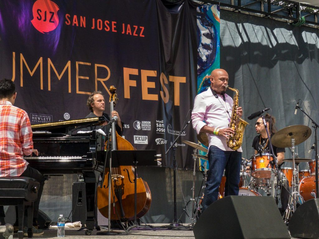 San Jose Jazz Summer Fest | The Castellano Family Foundation